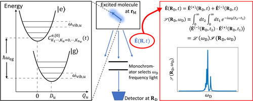 Representative picture of Theory of molecular emission power spectra. I. Macroscopic quantum electrodynamics formalism [Special Issue: Excitons: Energetics and Spatio-temporal Dynamics]